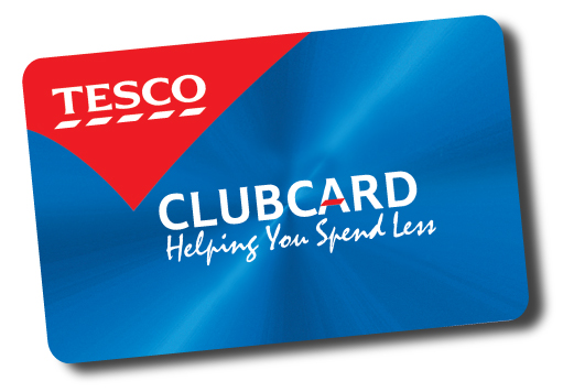 Tesco vouchers for existing customers